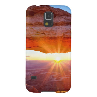Island in the Sky Galaxy S5 Case