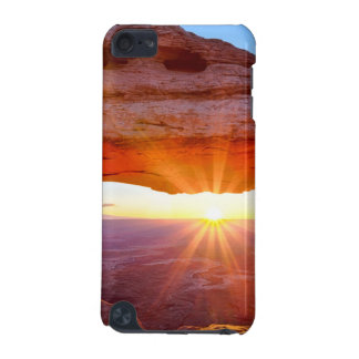 Island in the Sky iPod Touch (5th Generation) Case