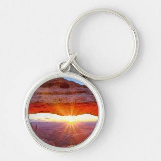 Island in the Sky Key Ring