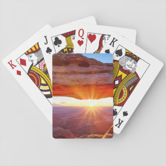 Island in the Sky Playing Cards