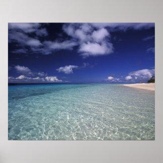 Island landscape, Vava'u Island,Tonga 2 Print