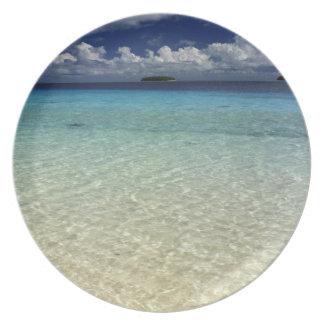 Island landscape, Vava'u Island,Tonga Plate