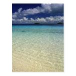Island landscape, Vava'u Island,Tonga Post Card