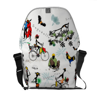 Island life courier bags