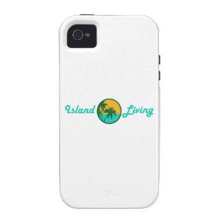 ISLAND LIVING iPhone 4 CASES
