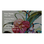 Island of beauty Yellow flowers Pack Of Standard Business Cards