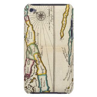 Island of Bermuda, Part of Providence Island iPod Case-Mate Case