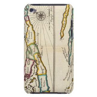 Island of Bermuda, Part of Providence Island iPod Touch Case