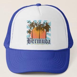 Island of Bermuda Souvenirs Trucker Hat