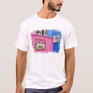 Island of Burano, Burano, Italy. Colorful Burano T-Shirt