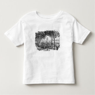 Island of Guam: Natives at Work in the Garden of t Toddler T-Shirt