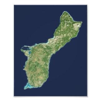 Island of Guam, Pacific Ocean Photo