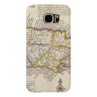 Island of Jamaica Samsung Galaxy S6 Cases
