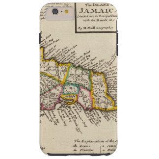 Island of Jamaica Tough iPhone 6 Plus Case