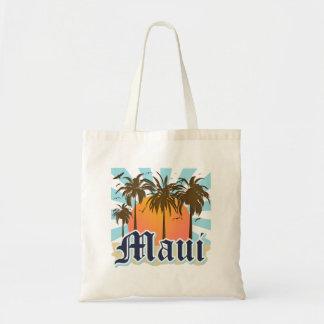 Island of Maui Hawaii Souvenir Bag