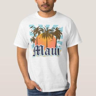 Island of Maui Hawaii Souvenir T-shirts