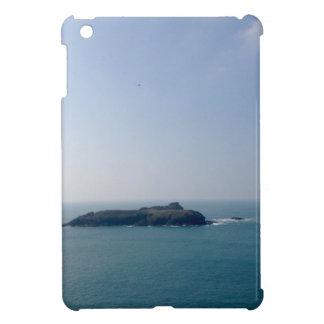 Island off the Cornish coast iPad Mini Case