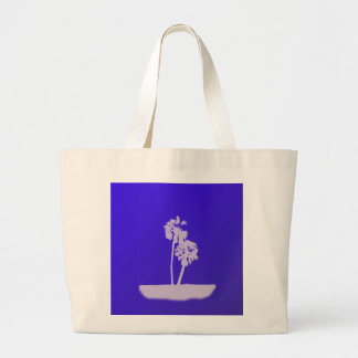 Island Palms Jumbo Tote Bag