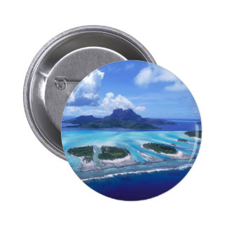 Island paradise pins