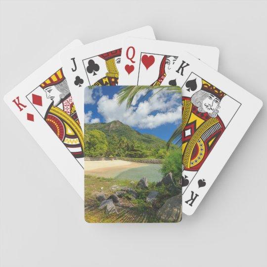Island Paradise Playing Cards