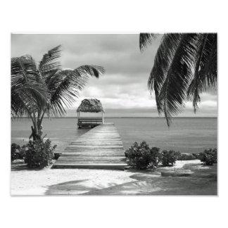 Island Pier Photograph