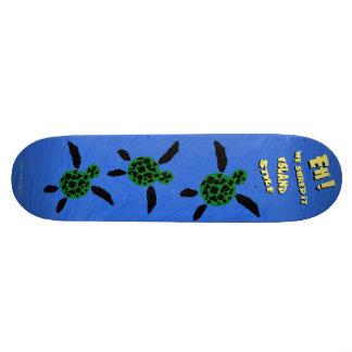Island Style Skateboard