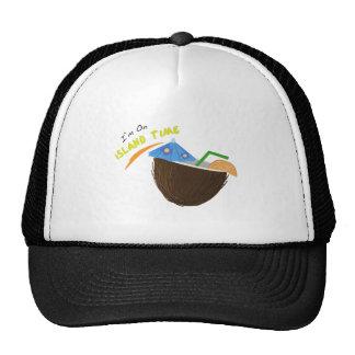 Island Time Drink Mesh Hats