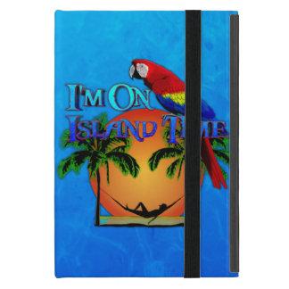 Island Time In Hammock Cases For iPad Mini