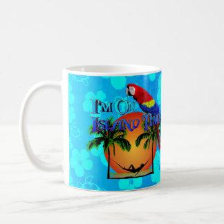 Island Time In Hammock Mug