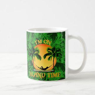 Island Time Coffee Mugs