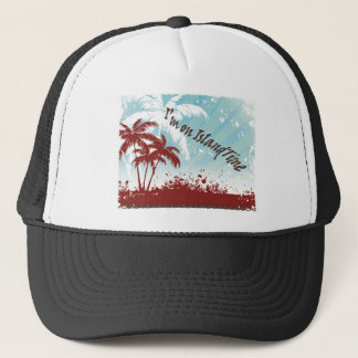 Island Time Trucker Hat