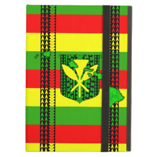 Island Tribal Kanaka Maoli Flag iPad Air Cases