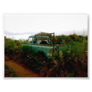 Island Truck Art Photo