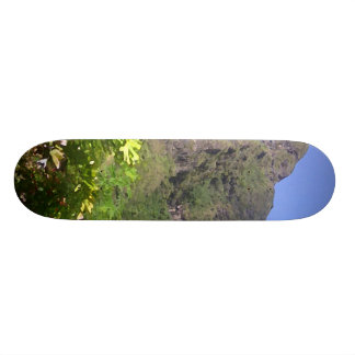 Island Vegetation Skate Board Decks