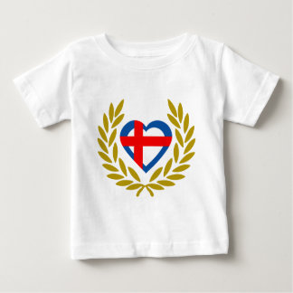islanda-laurel-heart. baby T-Shirt