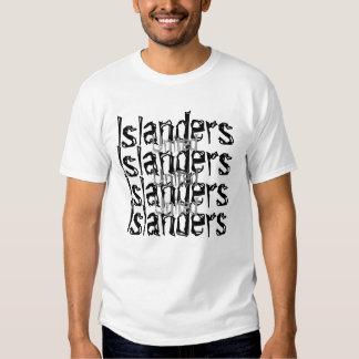 Islanders, Islanders, Islanders, Islanders, Uni... T Shirts