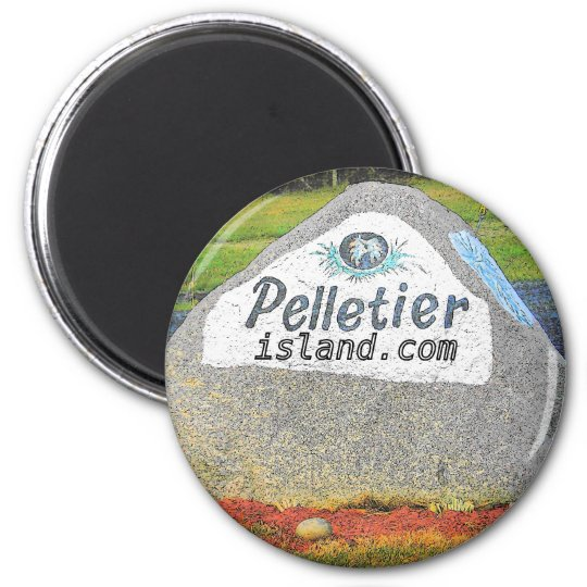 islandlogo magnet