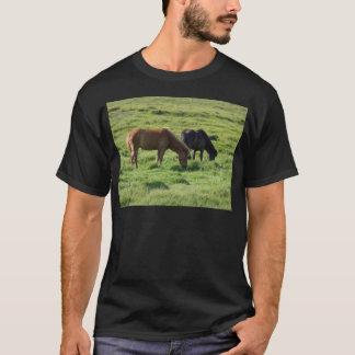 Islandpferde T-Shirt