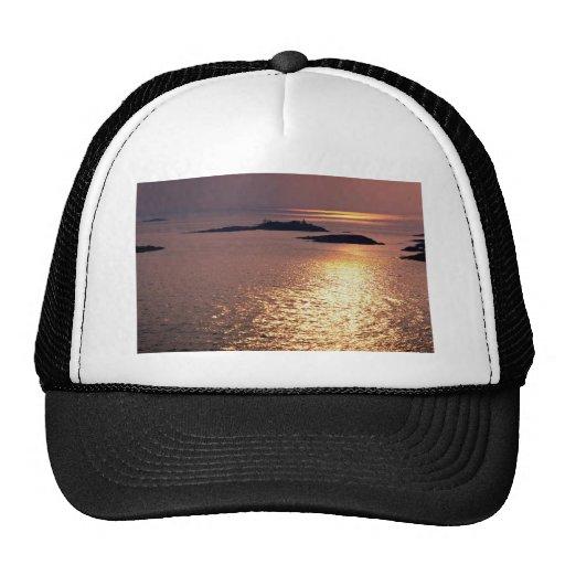 Islands in Georgian Bay, Lake Huron, Ontario, Cana Trucker Hats
