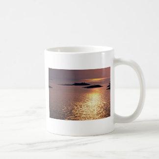 Islands in Georgian Bay, Lake Huron, Ontario, Cana Coffee Mug