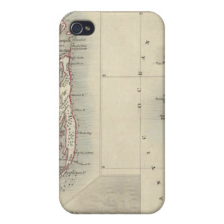 Islands In The Atlantic iPhone 4 Cover
