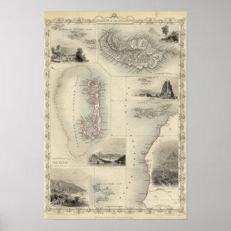 Islands In The Atlantic Poster