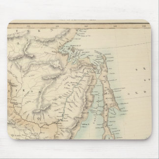Islands of Japan Mouse Mat