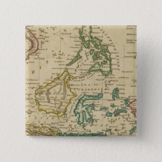 Islands of the East Indies 15 Cm Square Badge