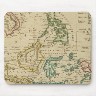 Islands of the East Indies Mouse Pad