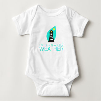 Islandwide Weather Baby Outfit Baby Bodysuit