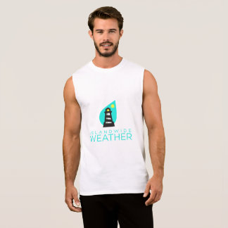 Islandwide Weather Mens Sleeveless Shirt