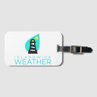 Islandwide Weather Travel Tag