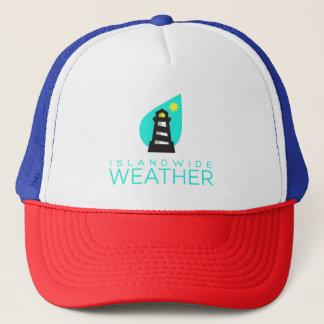 Islandwide Weather Trucker Hat