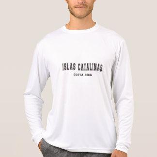 Islas Catalina Costa Rica T-shirts